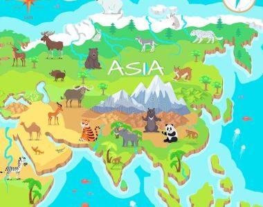 Notre projet Asie